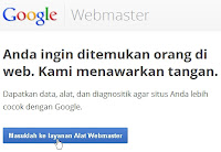 Cara Agar Blog Ter-Index Google