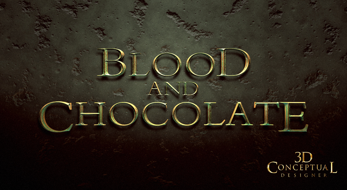 3DconceptualdesignerBlog: Project Review: Blood and Chocolate ...