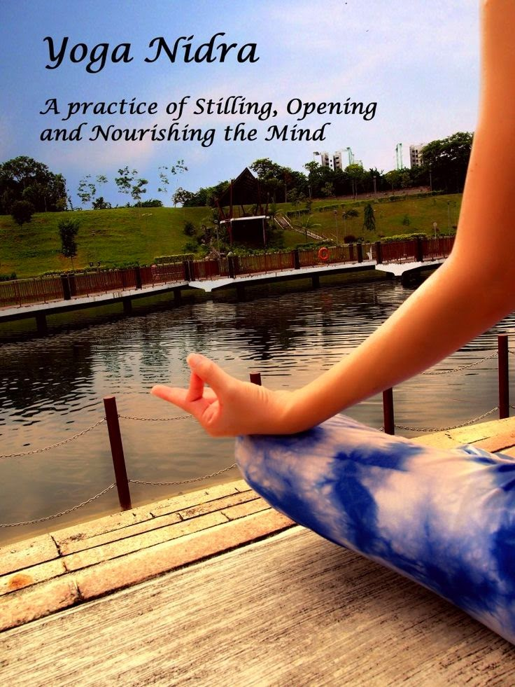 Art Yoga Fusion Nidra Chakra Healing Meditation Script