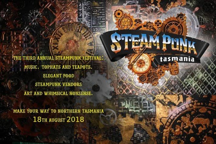 Steampunk Tasmania Festival