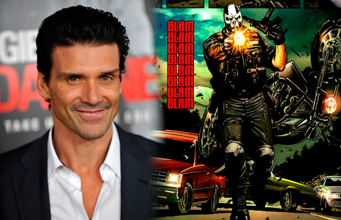 Frank Grillo negocia con Marvel para interpretar al villano Crossbones en 'Capitán América 2: The winter soldier'. Making Of. Películas. Cine