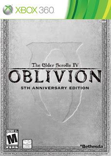The Elder Scrolls IV: Oblivion 5th Anniversary Edition - XBox 360