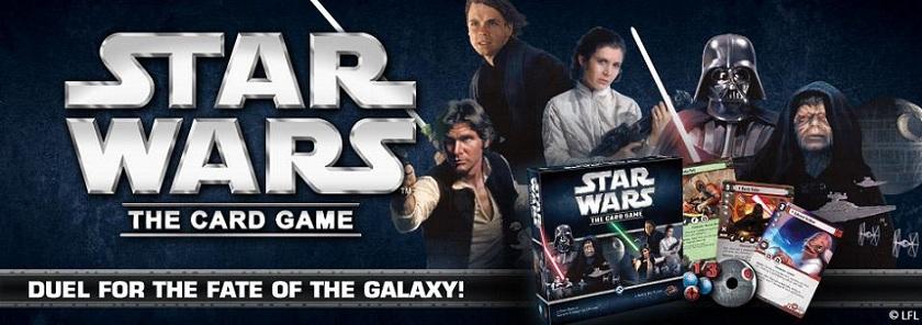 Star Wars LCG CZ