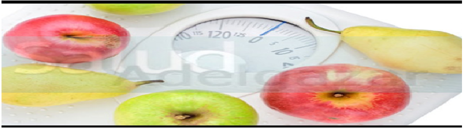 Bajar de peso es  sencillo.