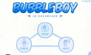 Bubbleboy awesome Puzzle online Games free