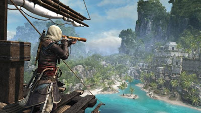 Assassin's Creed 4 Trailer