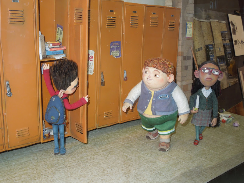 ParaNorman stopmotion puppets