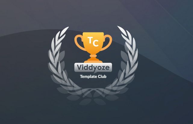 Viddyoze Template Club