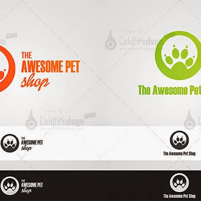 The Awesome Pet Shop logo
