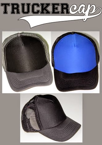 Trucker Cap @ RM 40 include printing