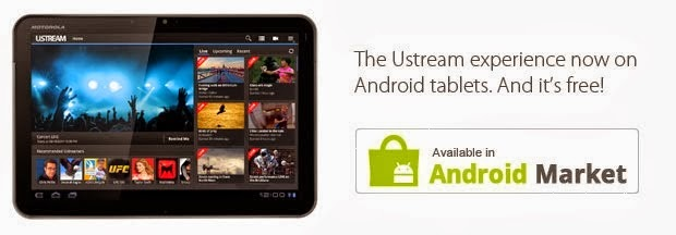 "UStream For Android Users-Search ""WVSR"""