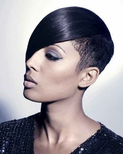 Short Black Hairstyles For Women 2013