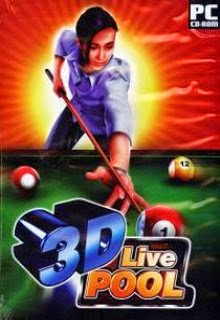 3D Live Pool Free Download Cover Art