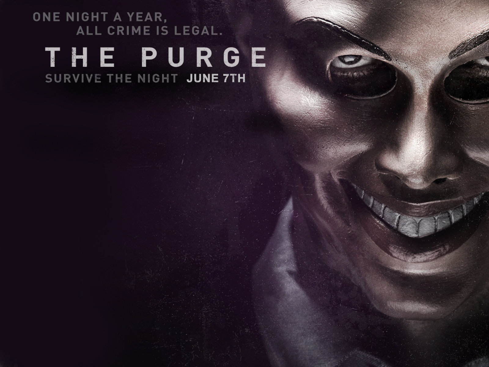 Bucks And Corn Low Budget Film The Purge Surprises At The