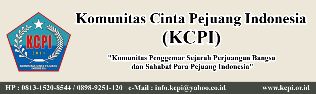 Komunitas Cinta Pejuang Indonesia (KCPI)