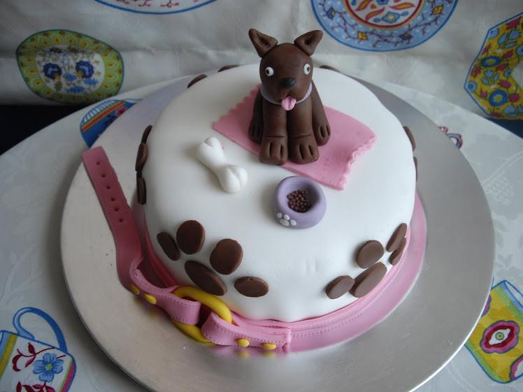 Tarta perro