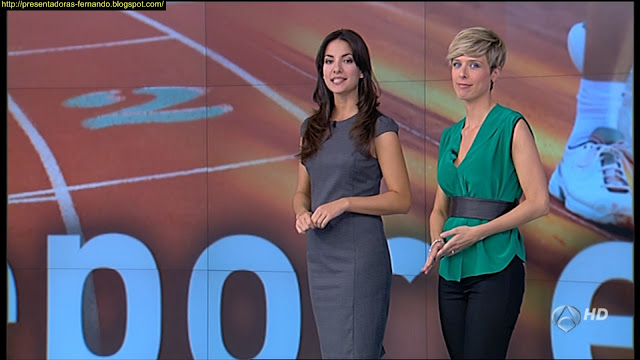 Maria Jose Saez y Esther Vaquero