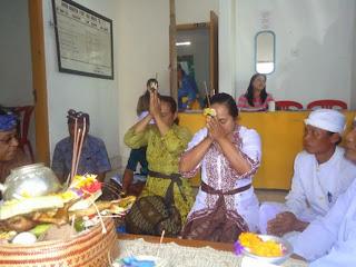 Sudhi Wadhani ceremony