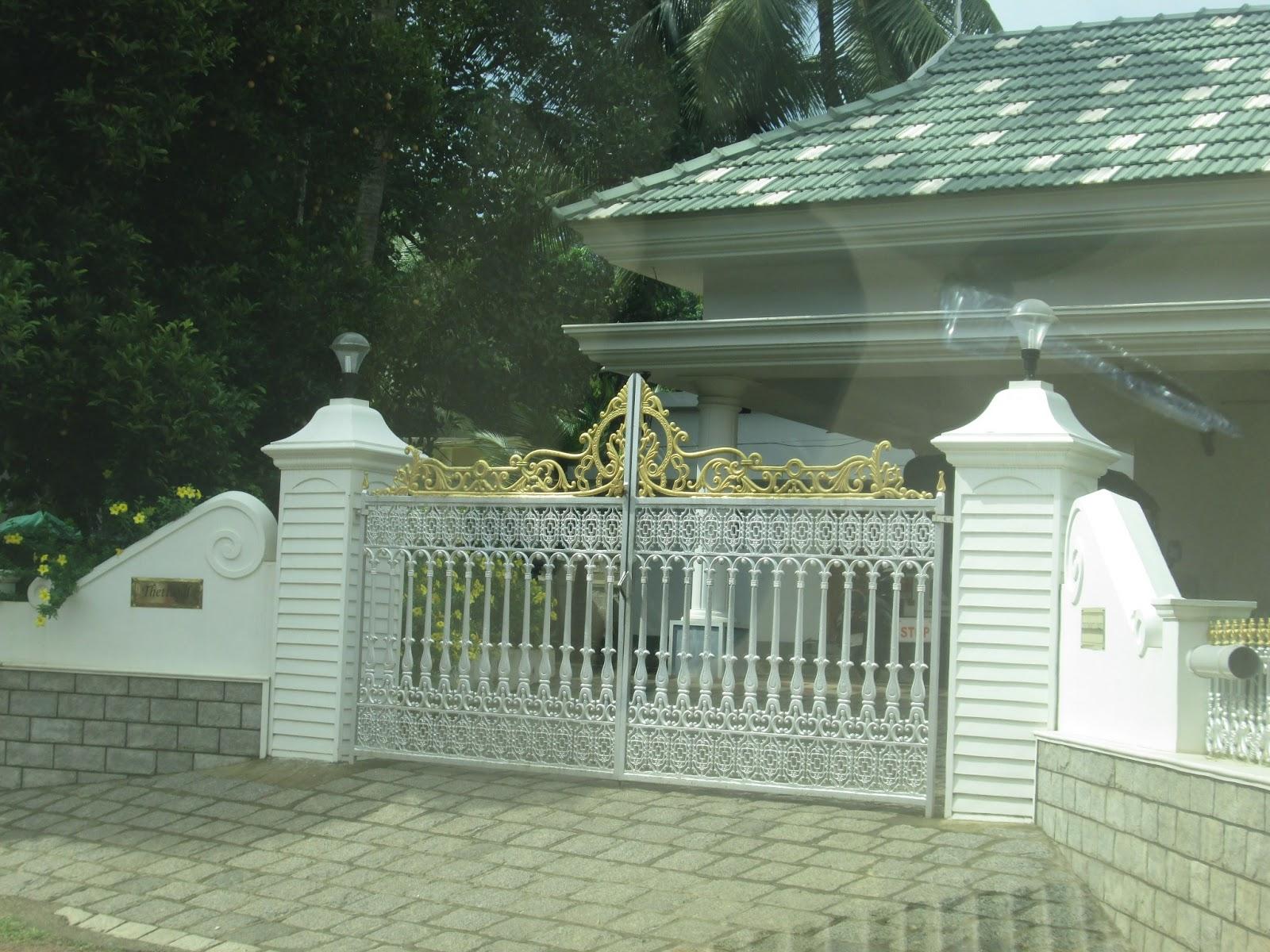 Home Gate Design Kerala 28 Images Kerala Gate Designs