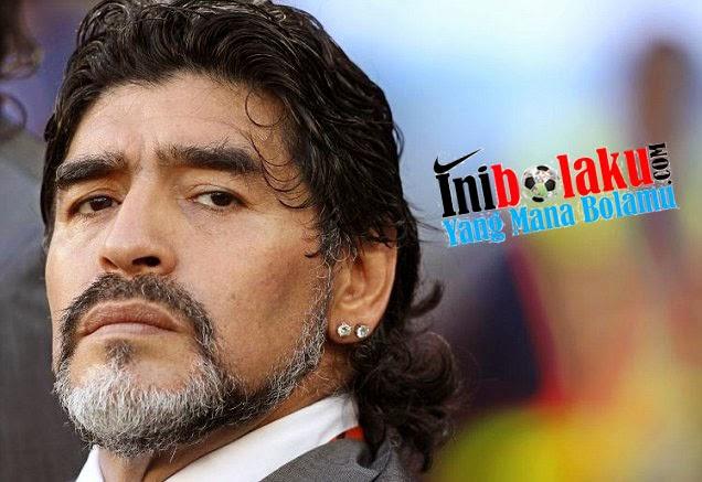 Video Maradona Ikut Dukung Prabowo