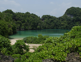 Visitindonesia; Sempu Island, Things To Create Inward Sempu Isle At Malang Due East Java