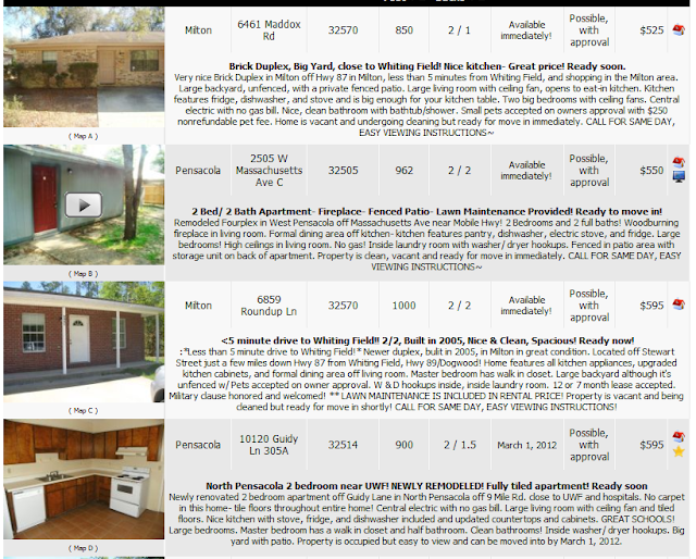 Homes For Rent In Pace Florida