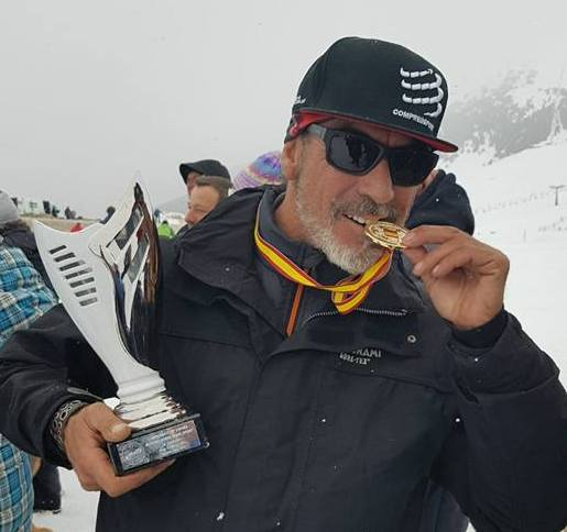 Campeón de España 2018