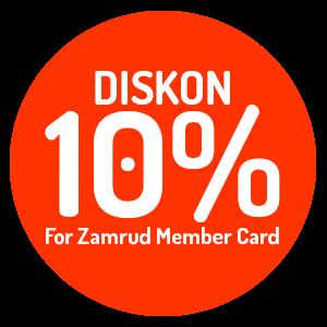 Diskon 10% Langsung !