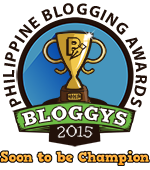 Bloggys 2015 Nominee!