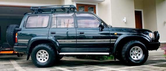 Harga Mobil Bekas Toyota Land Cruiser