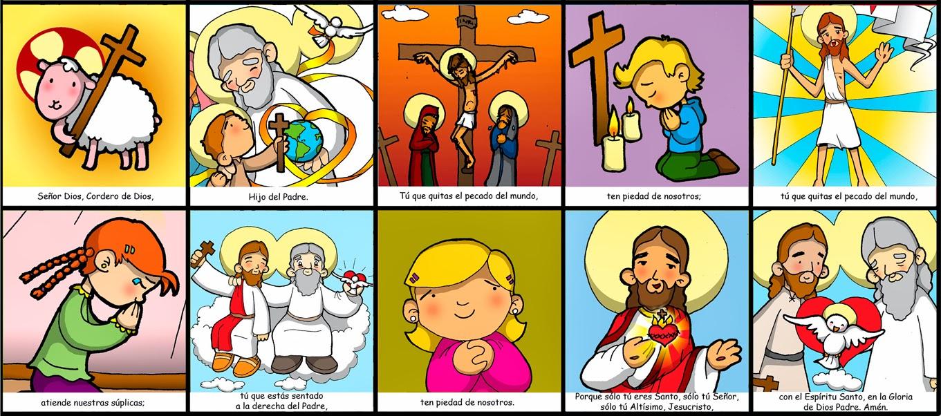 Religión las Vegas: GLORIA. Oración
