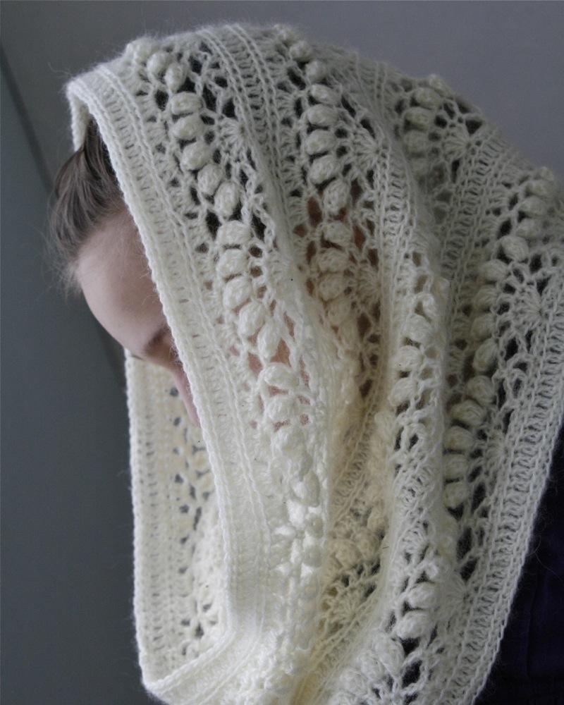 Вязание спицами горловины для детей с описанием