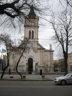 Римо-Католический кафедральный собор Успения Пресвятой Богородицы в Одессе