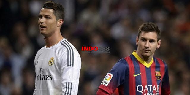 Ronaldo Yakin Messi Akan Memenangkan Ballon d'Or tahun ini - indo888News