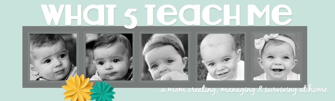 What 5 Teach Me