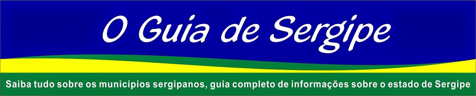 Guia de Cidades do estado de Sergipe