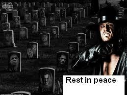 Undertaker Wrestlemania Streak