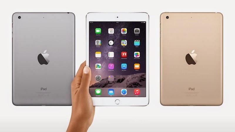 Apple Genjot Performa iPad Mini 4