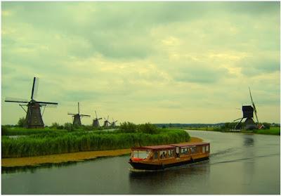 Holanda e seus pontos turísticos