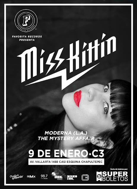 Miss Kittin  La reina del Dancefloor