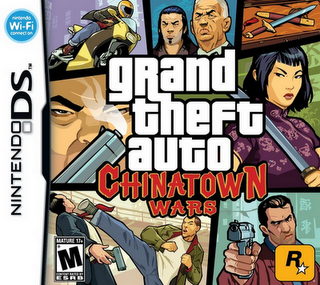 Download GTA Chinatown Wars