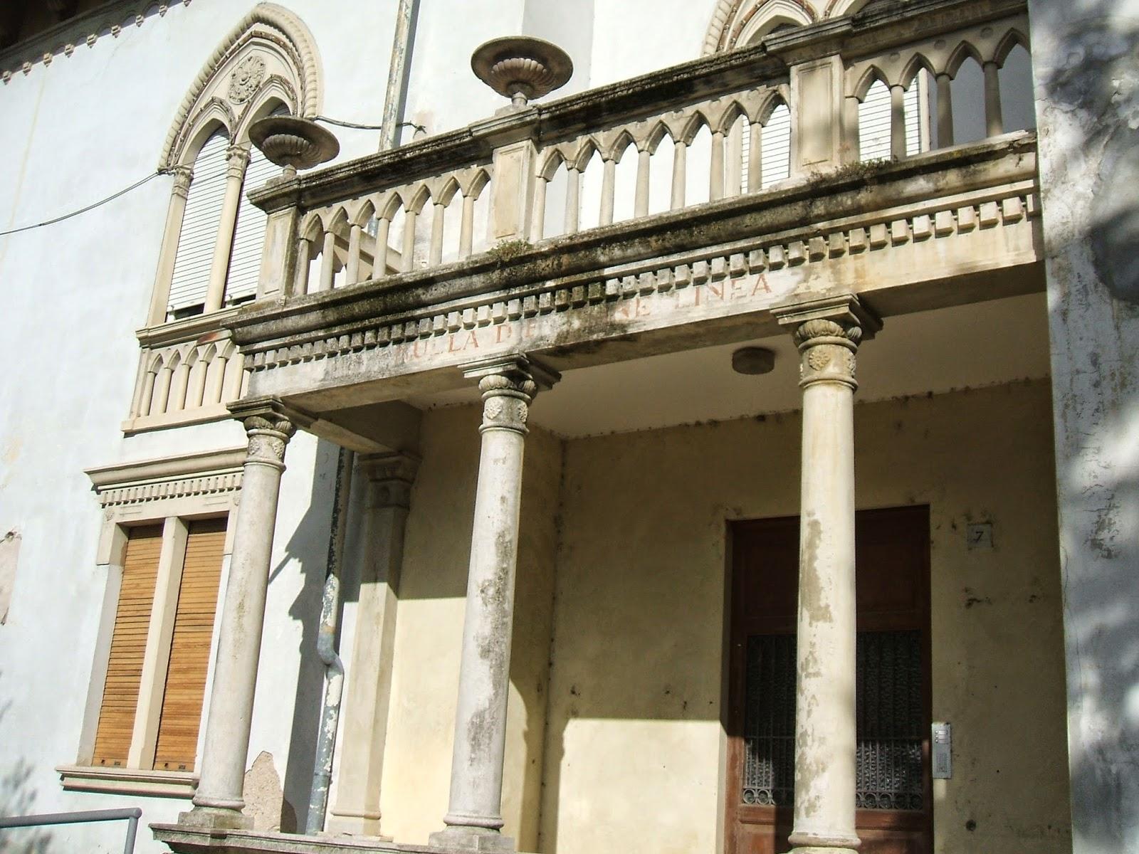 Storia di toscolano maderno un motto latino all 39 esterno for Esterno in latino