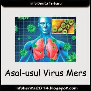 Asal-usul Virus Mers