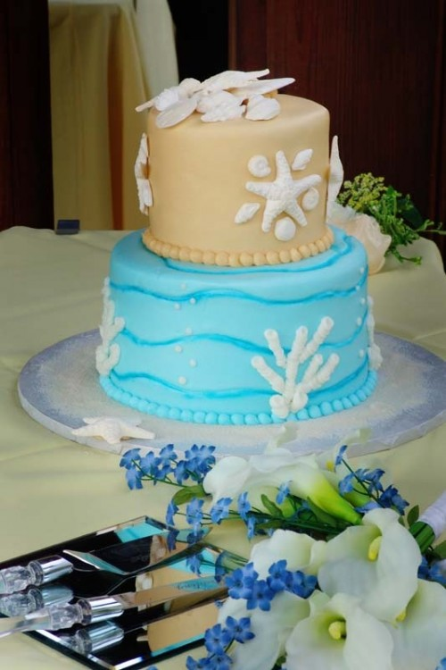 Sand Decoration For Cakes