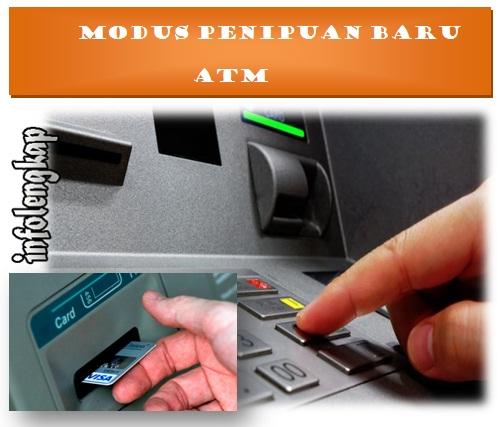 penipuan atm, modus penipuan bank