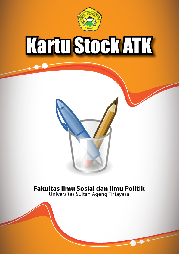 Cover Kartu Stock ATK (umper)