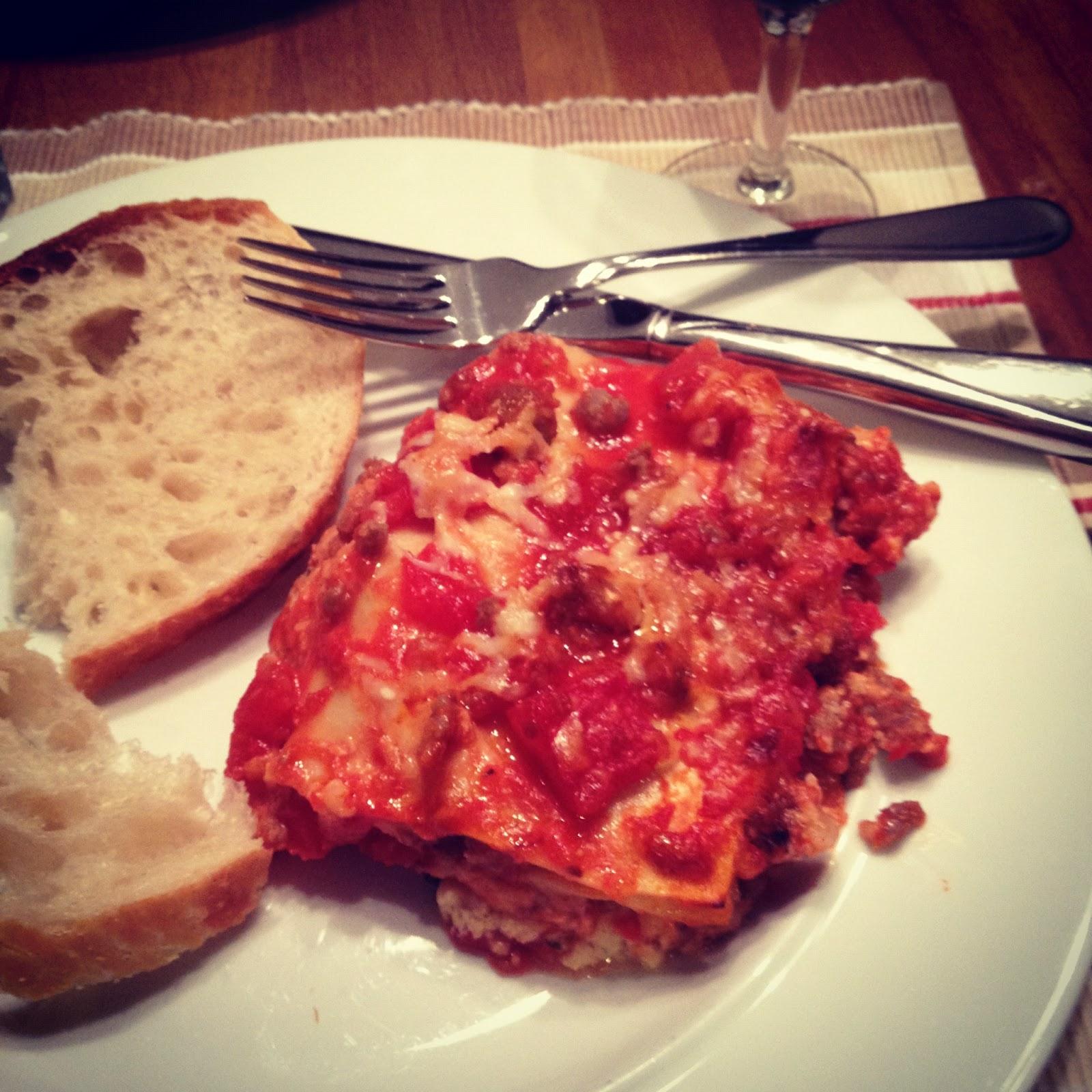 America S Test Kitchen Chunky Tomato Sauce For Lasagna