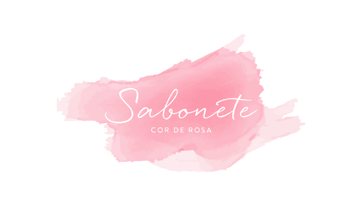 SABONETE COR DE ROSA