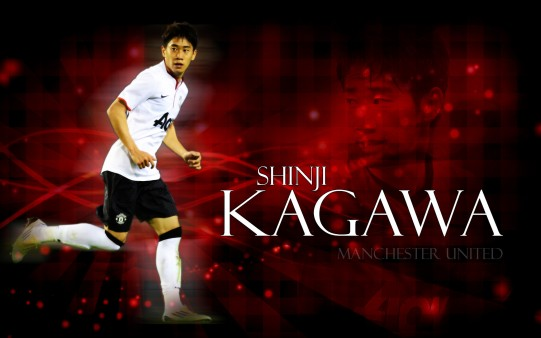Shinji Kagawa wallpaper Manchester United
