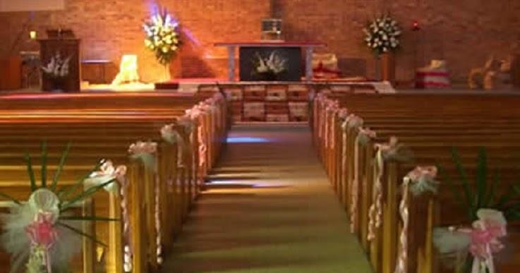 Todo lo necesario para decoracion iglesia boda for Todo el diseno del hogar